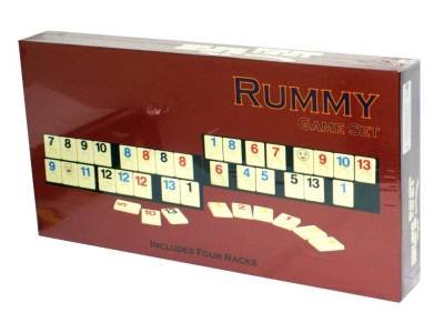 RUMMY GAME SET gatogi