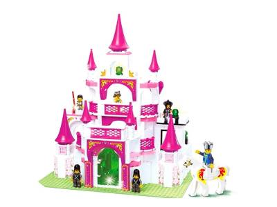 GIRLS DREAM 508pce CASTLE