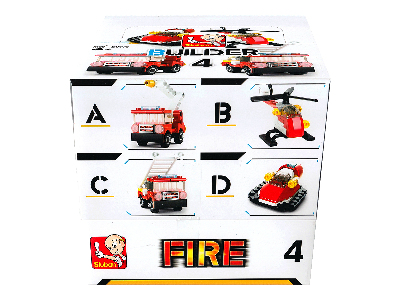 BUILDER FIRE 4 DESIGNS (8)