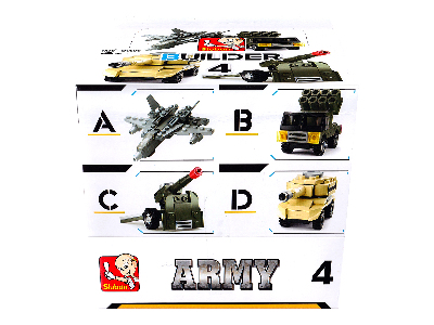 BUILDER ARMY 4 DESIGNS (8)