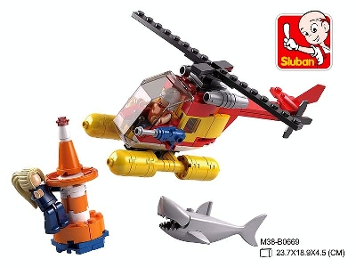 TOWN SURF BEACH HELICOPTER