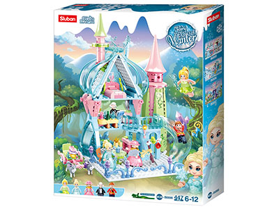 FAIRY TALES CASTLE 447pcs