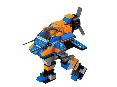 SPACE FIGHTER RAY 126pcs