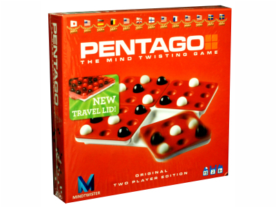 PENTAGO THE MIND TWISTING GAME