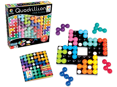 QUADRILLION CLICK & PLAY