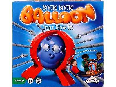 BOOM BOOM BALLOON **TV**