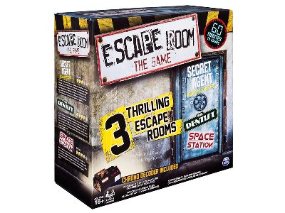 ESCAPE ROOM, 3 GAME PACK
