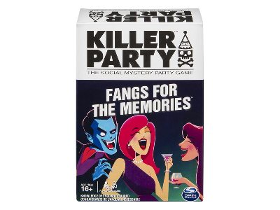 KILLER PARTY FANGS f/t MEMORYS