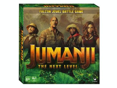 JUMANJI 3 - THE NEXT LEVEL