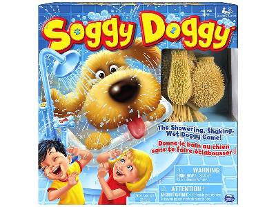 SOGGY DOGGY GAME **TV**