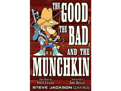 GOOD BAD & THE MUNCHKIN