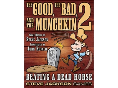 GOOD BAD & THE MUNCHKIN 2