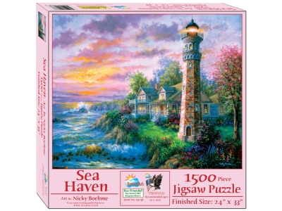 SEA HAVEN 1500pc