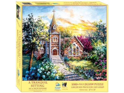 A TRANQUIL SETTING 1000+pc*Lg*