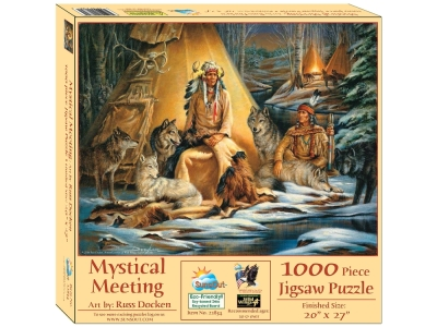 MYSTICAL MEETING 1000pc
