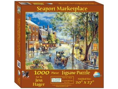 SEAPORT MARKETPLACE 1000pc