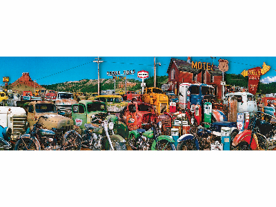 TRUCK STOP 500pc