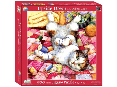 UPSIDE DOWN 500pc