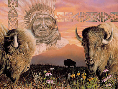 KEEPER OF THE PLAINS 500pc