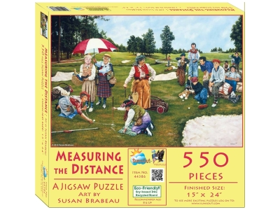 MEASURING THE DISTANCE 550pc