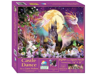 CASTLE DANCE 1500pc