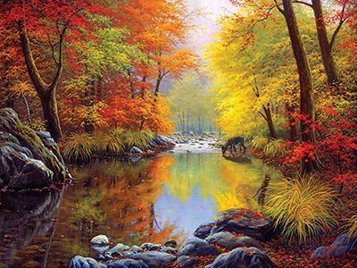 AUTUMN SANCTUARY 1000pc