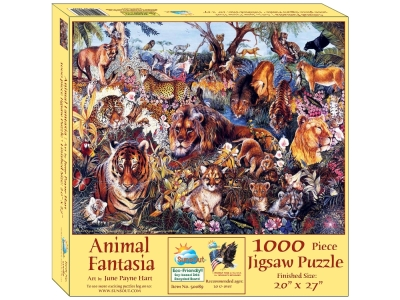 ANIMAL FANTASIA 1000pc