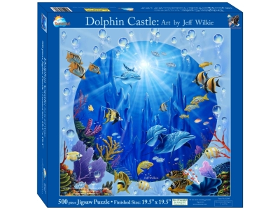 DOLPHIN CASTLE 500pc