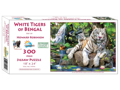 WHITE TIGERS 300XL