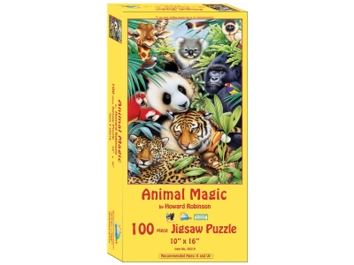 ANIMAL MAGIC 100pc