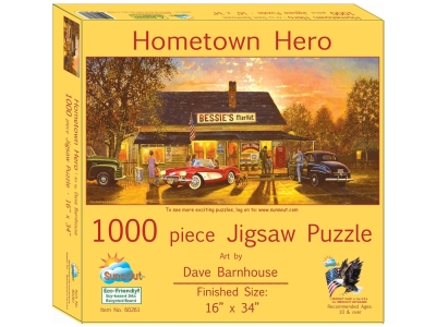 HOMETOWN HERO 1000pc