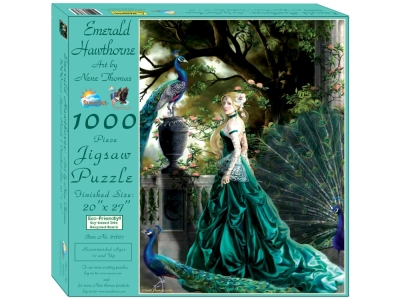 EMERALD HAWTHORNE 1000pc