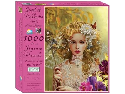 JEWEL OF DAKKADIA 1000pc