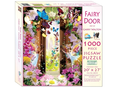 FAIRY DOOR 1000pc