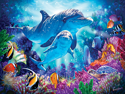 DOLPHIN GUARDIAN 500pc