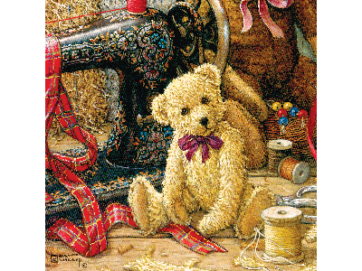 BRAND NEW BEAR 1000pc