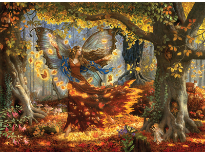 WOODLAND FAIRY 1500pc