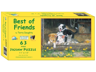 BEST OF FRIENDS 63pc
