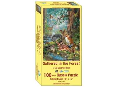 GATHERED IN THE FOREST 100pc
