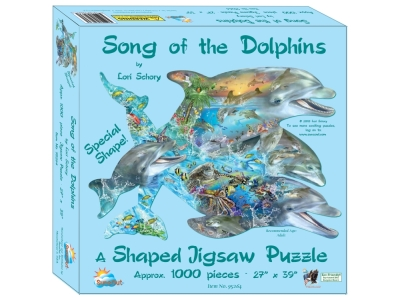 SONG OF THE DOLPHINS *Shaped*