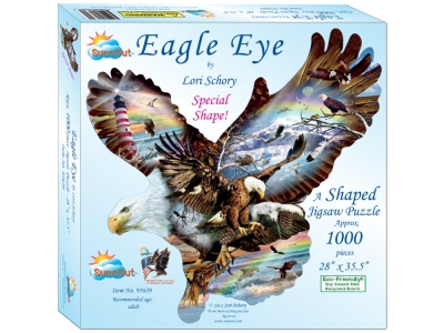 EAGLE EYE *Shaped*
