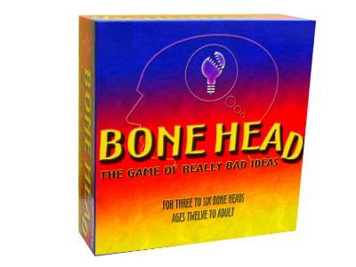 BONEHEAD - GAME OF BAD IDEAS!