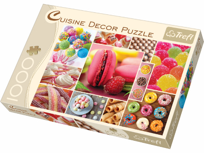 CUSINE DECOR,CANDY 1000pc