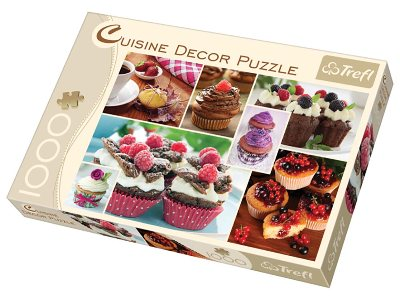 CUSINE DECOR,MUFFINS 1000pc