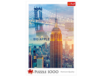 NEW YORK AT DAWN 1000pc