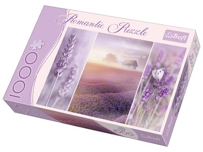 ROMANTIC,LAVENDER FIELD 1000pc