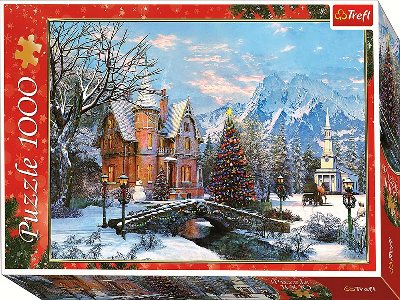 WINTER LANDSCAPE 1000pc