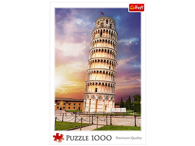TOWER OF PISA 1000pc