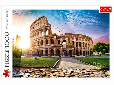 COLOSSEUM SUN-DRENCHED 1000pc