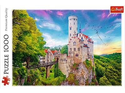 LICHTENSTEIN CASTLE 1000pc